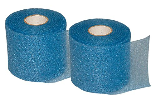 UPC 708038762746, Jaybird and Mais 50 Foam Underwrap / Pre-Wrap (2 Pack), Blue
