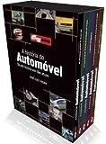 capa de A coleção história do automóvel - 5 volumes