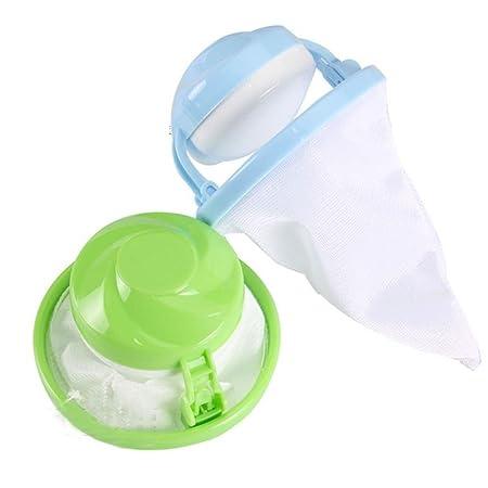 Orientlii Lovely - Filtro de pelotas de lavado con ventosa para ...
