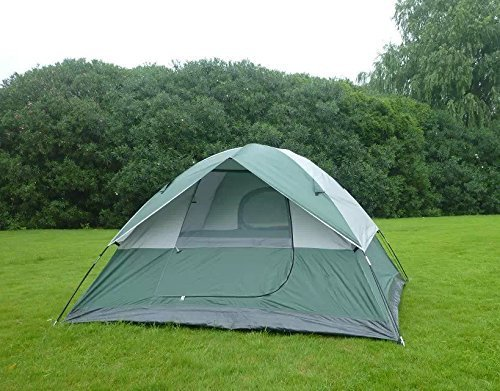 Airblasters Instant Tent 4 Person Camping Lightspeed Outdoors Ample Family Hiking Waterproof by Airblasters