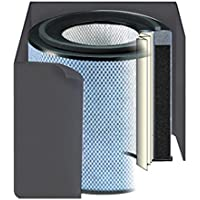 Replacement filter FR250 (Black Color) for Austin Air HealthMate Plus Jr. Air Purifier