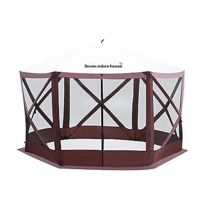 Amazon.com: Seven colors house Garden Canopy Patio Gazebos ...