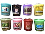 "Yankee Candle ""The Great Outdoors"" Votive Candle Sampler Pack-8 Count"