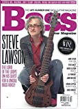 img - for Bass Guitar Magazine (October 2015 - Steve Lawson) book / textbook / text book