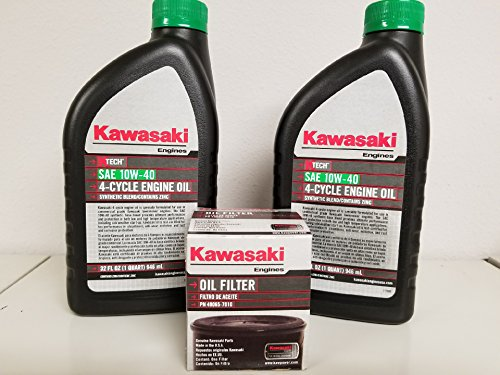 Kawasaki Oil Change Kit