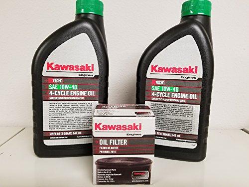 Kawasaki Oil Change Kit - Oil Kawasaki