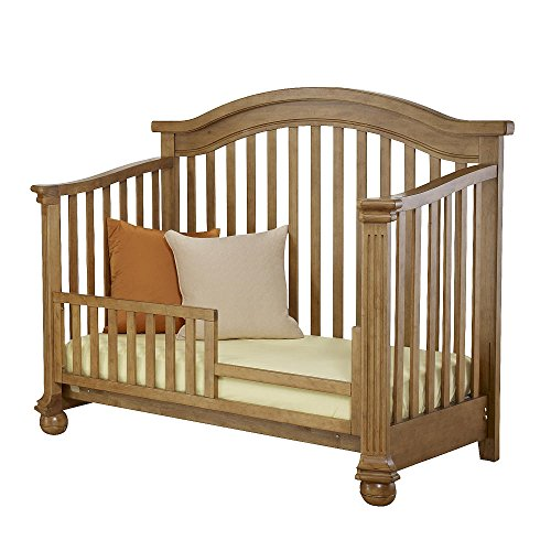 - Sorelle Providence Convertible Crib Toddler Rail, Vintage Frost