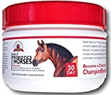Stable Nutrition THE BEST Probiotics for Horses (30 Day) Equine Digestion Aid Supplement - Digestive System Support