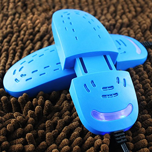 Dryer Shoes, Bshining Retractable Dryer Warmer Shoes Device Footwear Heater Deodorant Anti-bacterial Dehumidify (blue) by Bshining (Image #4)