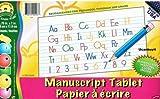 Writing Skills Manuscript Practice Pad 60 Sheets