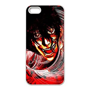 Hellsing iPhone 5 5s Cell Phone Case White 91INA91155290