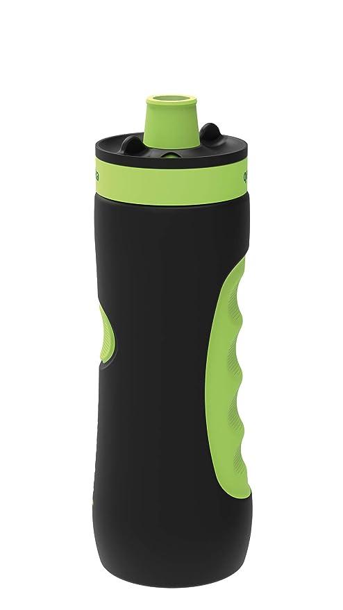LDPE | Quokka Sweat Black Lime 680 ML Botella de Agua Reutilizable