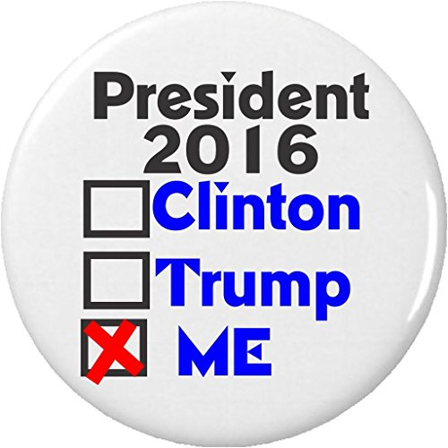 President 2016 Check for ME vs Clinton Trump - Vote Button