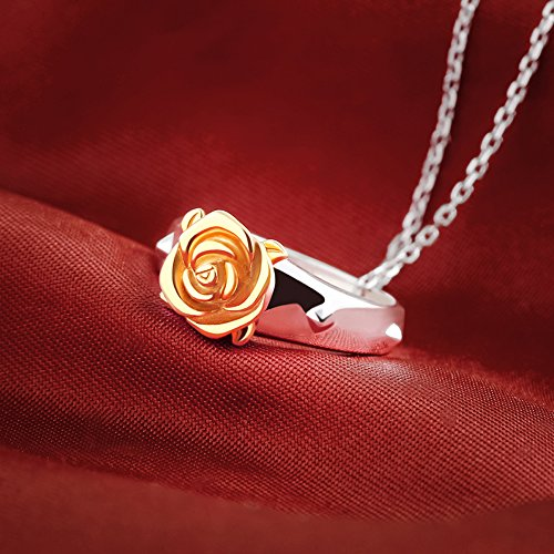 Onecos Rozen Maiden Ring Pendant Necklace