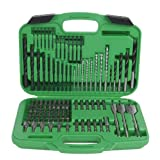 120 PC DRILL & DRIVE SET, WHITE BOX VERSION