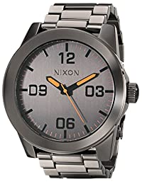 Nixon Men's A3461235 Corporal SS Watch