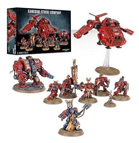 Sanguine Strike Company by Games Workshop