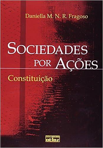 Book Sociedades por A›es: Constitui‹o