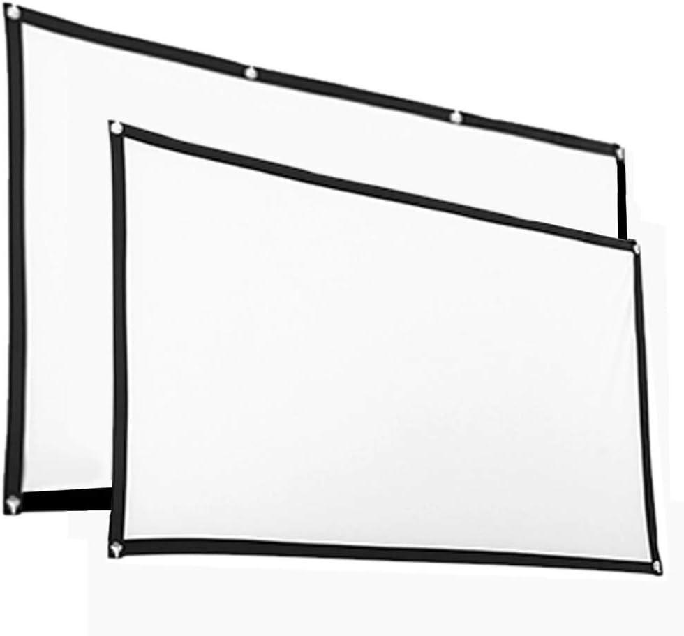 Vaxiuja Pantallas para proyectores 60/120 Pulgadas portátil ...