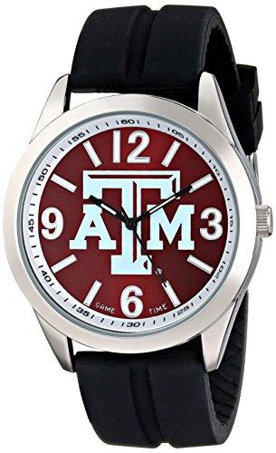 Game Time Men's COL-VAR-TXA Varsity Varsity Watch - TEXAS A&M - Watch A&m Wrist Texas