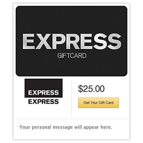 Large Product Image of Express Gift Cards - E-mail Delivery