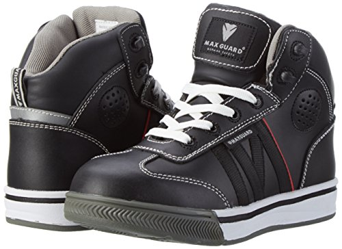 Maxguard Negro Y 900300 Zapatillas schwarz Adultos Unisex Gorro BYBrUq