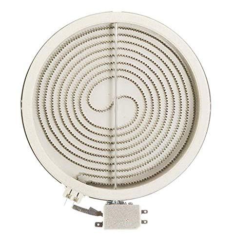 Repairwares Range/Stove/Cooktop Large Radiant Surface Burner Heating Element WB30T10132 WB30T10128 1536600 AP4416172 PS2321566