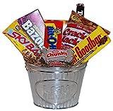 Louisiana State University Snack Bucket Gift Basket - Small