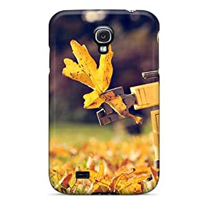 For Galaxy Case, High Quality Wall E Likes Autumn For Galaxy S4 Cover Cases