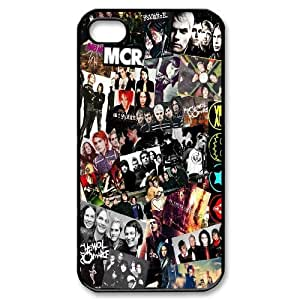 James-Bagg Phone case - My Chemical Romance Music Band Pattern Case For Apple Iphone 5/5S Case Cover case cover Style-3