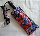 Cool The Tool! Fabulous Flowers - Safe Storage for Hot Hair Tools with Cord-inator