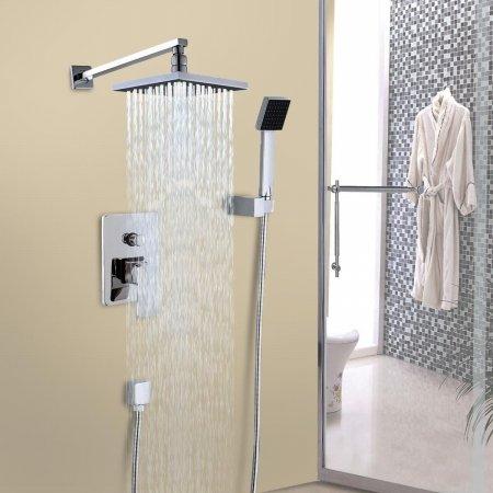 2 piece shower tub - 3