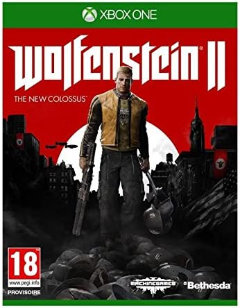 Wolfenstein II The New Colossus Juego Xbox One: Amazon.es: Coche y ...