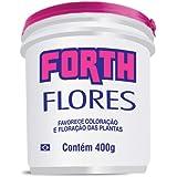 Fertilizante Adubo Forth Flores 400 Gramas - Balde