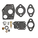 3hp briggs carburetor - Kaymon Carburetor Carb Rebuild Kit 796184 Fit Briggs & Stratton 80200 81200 82200 133200 135200 92200 93200 136200 100200 111200 112200 130200 Engine 3-5HP Engine
