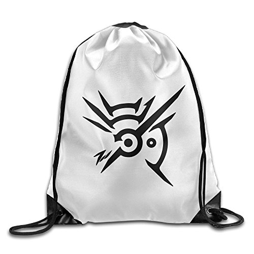 Price comparison product image Action Adventure Game Dishonored 2 Drawstring Backpack Sack Bag