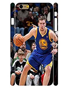 Absorbing Collection Mobile Phone Case Unique Guy Basketball Athlete Image Hard Plastic Case Cover for Iphone 6 Plus (5.5) Inch (XBQ-0080T)