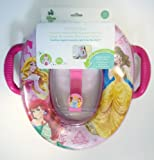Disney Princess Soft Potty Seat with hook & handles Princesses