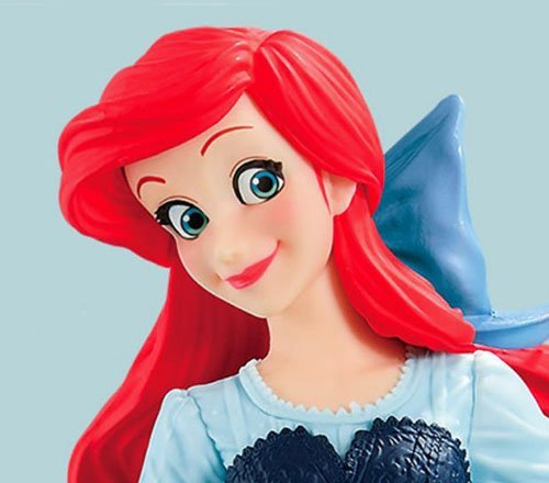 Banpuresto Disney characters EXQ starry Ariel Little mermaid figure anime japan