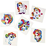 Magical Unicorn Party Favors Rainbow Birthday