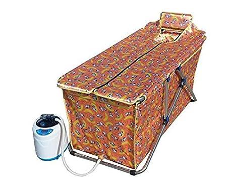 Adult folding bath Tub bath tub easy free inflatable bathtub ...