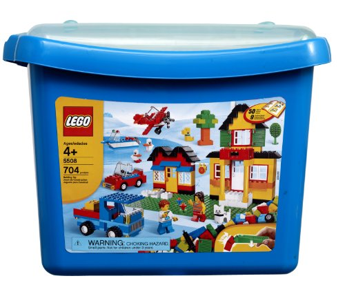 LEGO Bricks & More Deluxe Brick Box #5508 (704 pieces)
