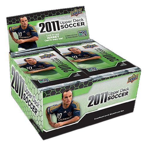 Upper Deck Soccer Retail Packs product image
