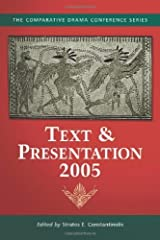Text & Presentation 2005 (2006-01-24) Mass Market Paperback