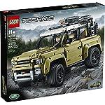 LEGO-Technic-42110-Land-Rover-Defender-90-2573-Pezzi