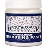Stampendous Dreamweaver Pâte d'embossage - Translucide - 119 ml