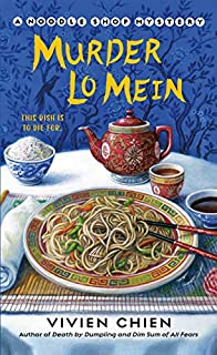 Book Cover: Murder Lo Mein