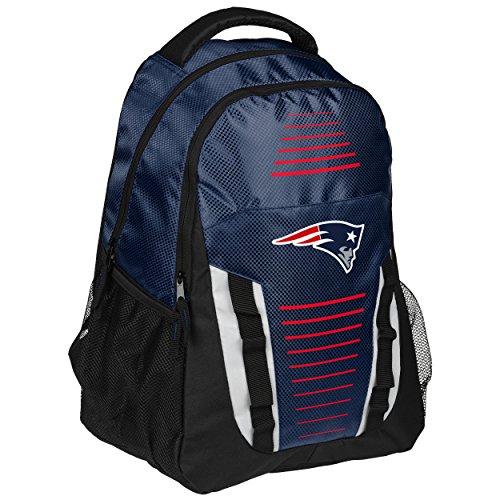 NFL New England Patriots Franchise Backpack School Gym (Nfl School Backpack)