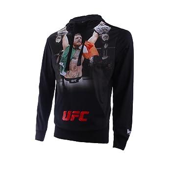 BOXEUR DES RUES Fight Activewear Serie, Sudadera con impresión de Conor Mcgregor Hombre: Amazon.es: Deportes y aire libre