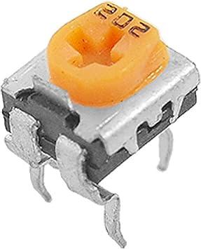 5 Pieces Potentiometer Trimmer Resistor variable 2 kohm